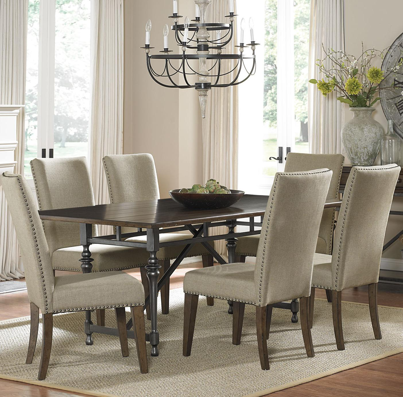 Liberty Furniture Ivy Park 7 Piece Dining Set