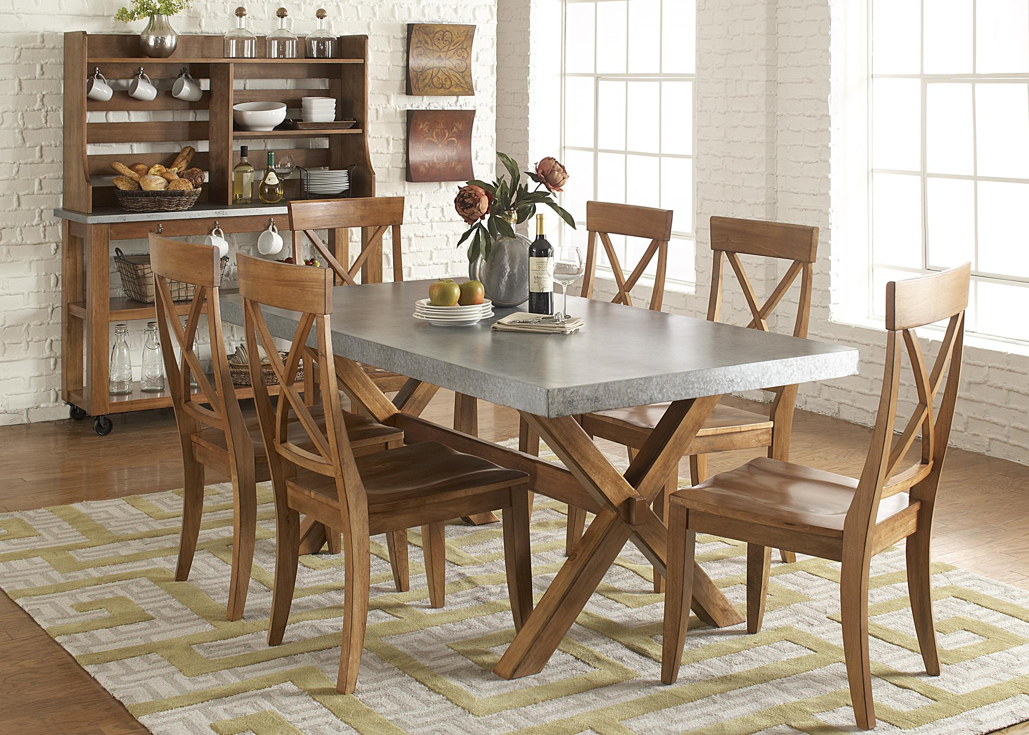 Liberty Furniture Keaton Dining Room Group 1 - Item Number: 119 Dining Room Group 1