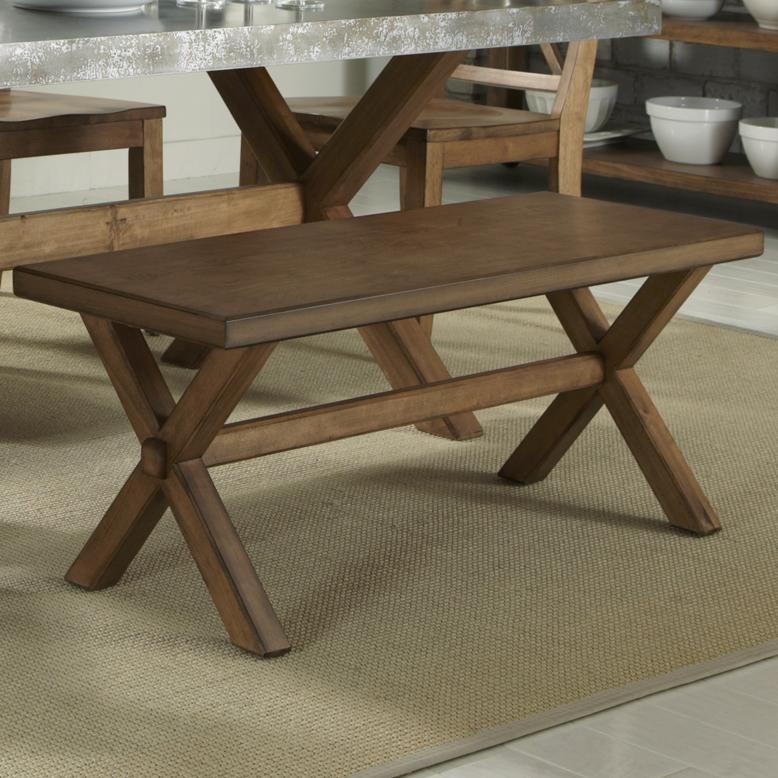 Liberty Furniture Keaton Dining Bench - Item Number: 119-C9000B