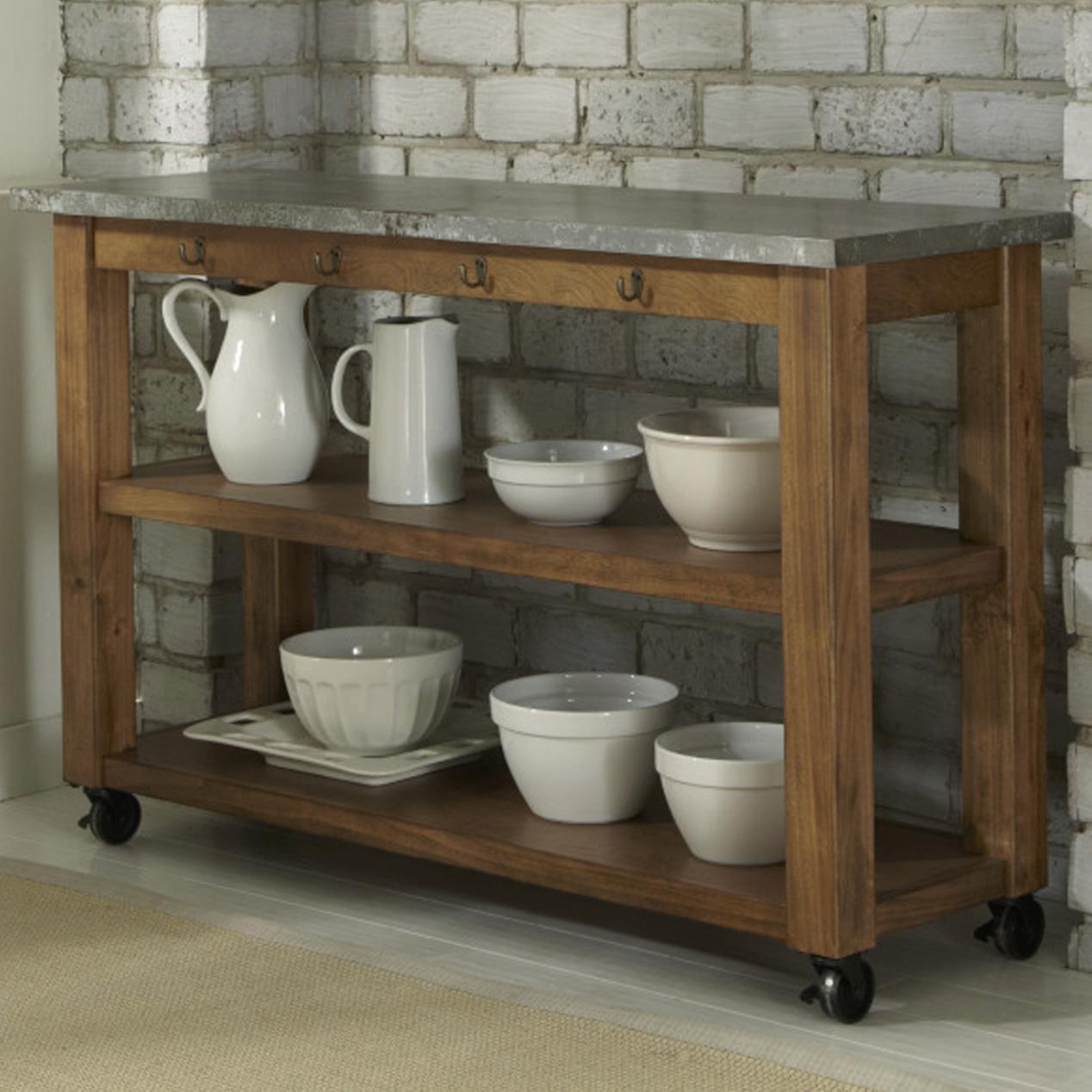 Liberty Furniture Keaton Kitchen Server - Item Number: 119-SR5666