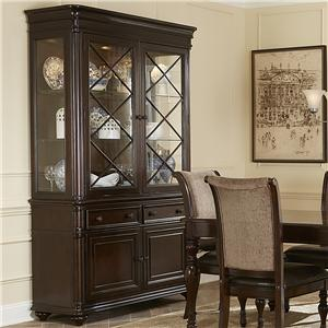 Liberty Furniture Kingston Plantation China Cabinet