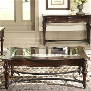 Liberty Furniture Kingston Plantation Rectangular Cocktail Table