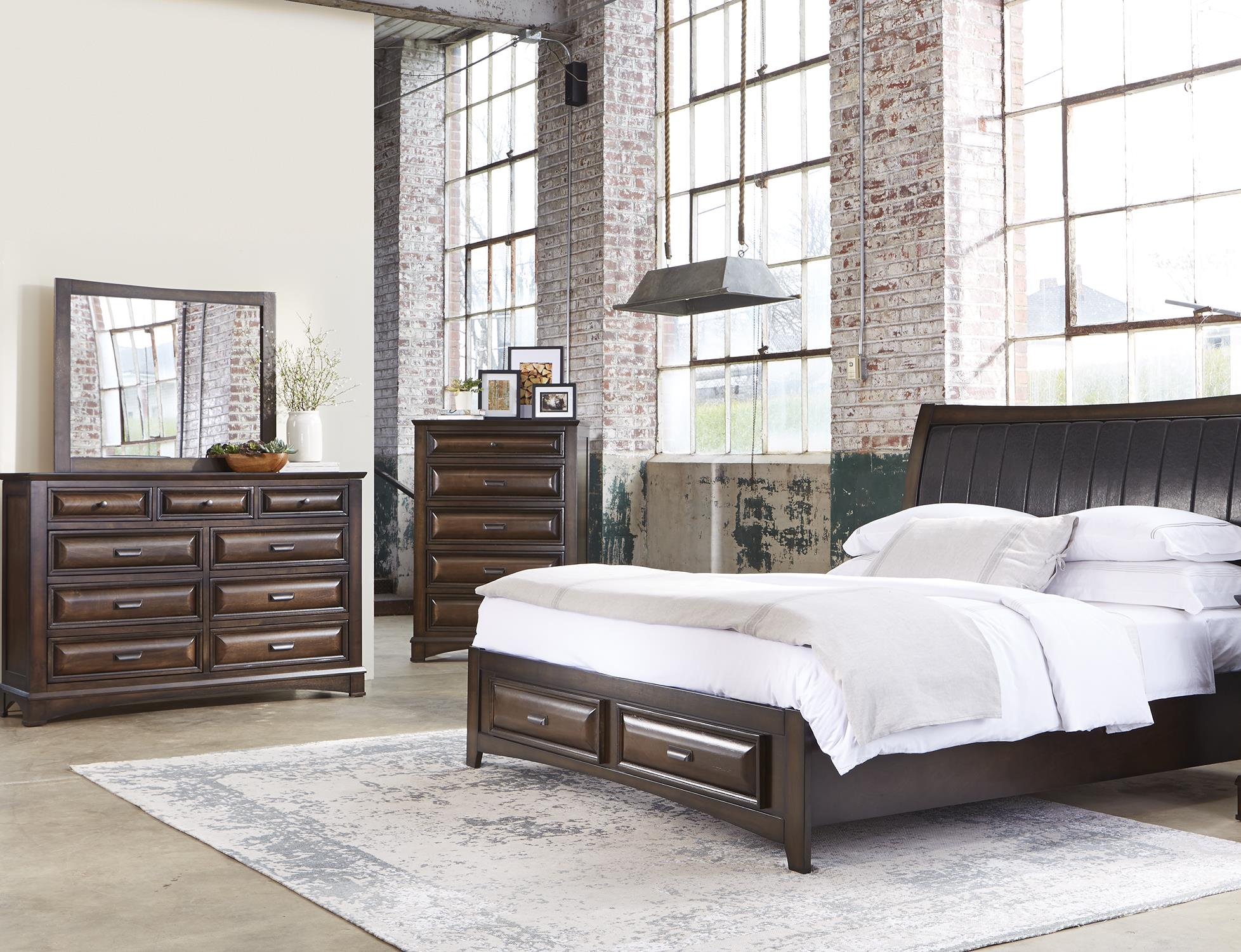 Liberty Furniture Knollwood Queen Bedroom Group - Item Number: 258 Q Bedroom Group 2