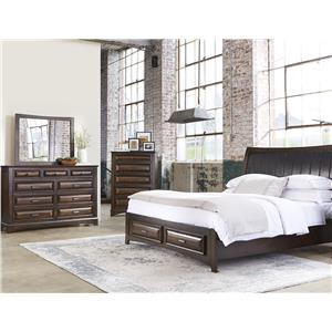 Liberty Furniture Knollwood Queen Bedroom Group