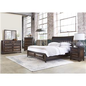 Liberty Furniture Knollwood King Bedroom Group