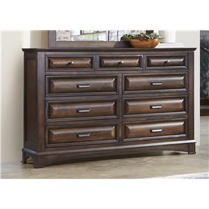 Liberty Furniture Knollwood 9 Drawer Dresser