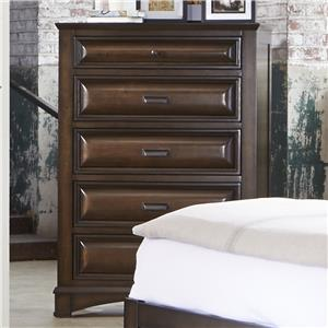 Vendor 5349 Knollwood 5 Drawer Chest