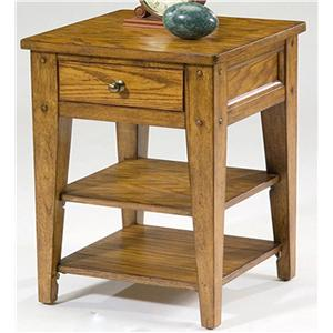 Liberty Furniture Lake House Chair Side Table