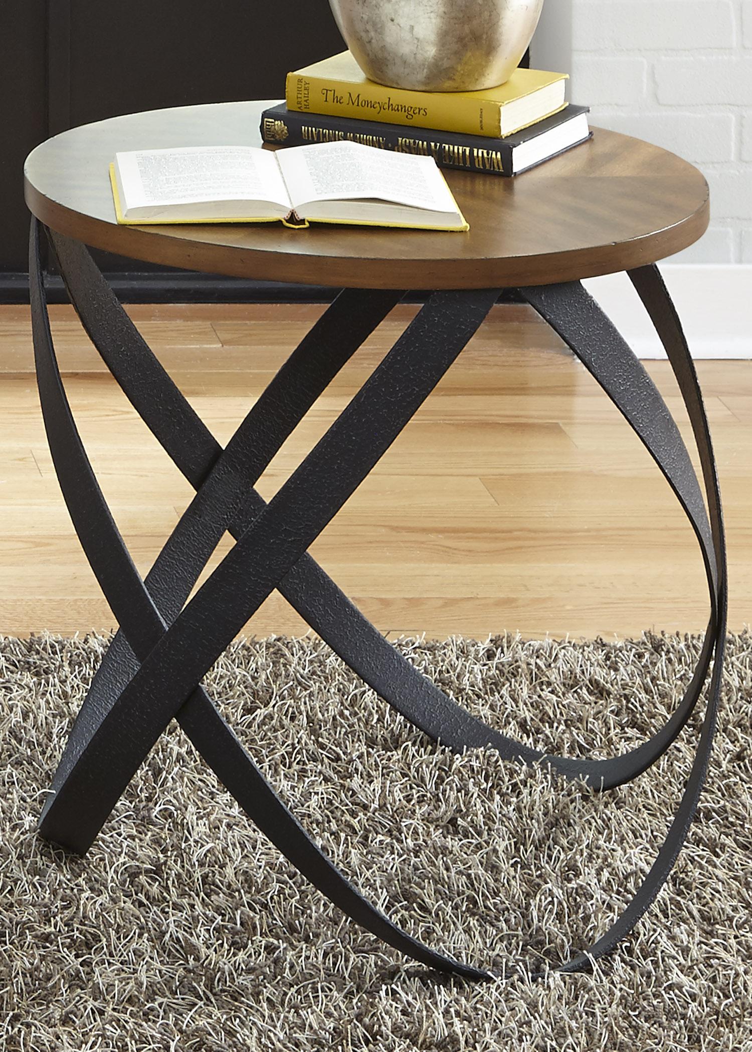Liberty Furniture Lancaster End Table                                    - Item Number: 81-OT1020