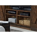 Liberty Furniture Lancaster Entertainment TV Stand - Item Number: 812-TV55