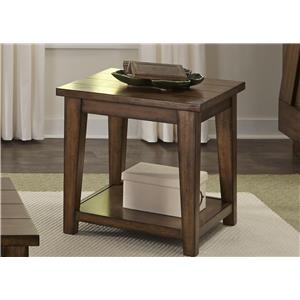 Vendor 5349 Lancaster End Table