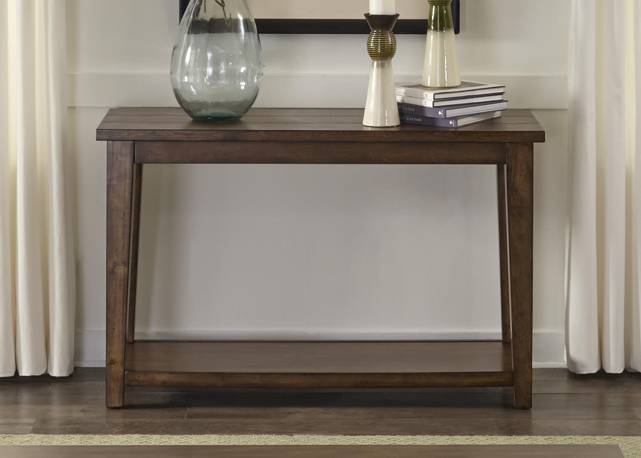 Liberty Furniture Lancaster II Occasional Sofa Table - Item Number: 712-OT1030