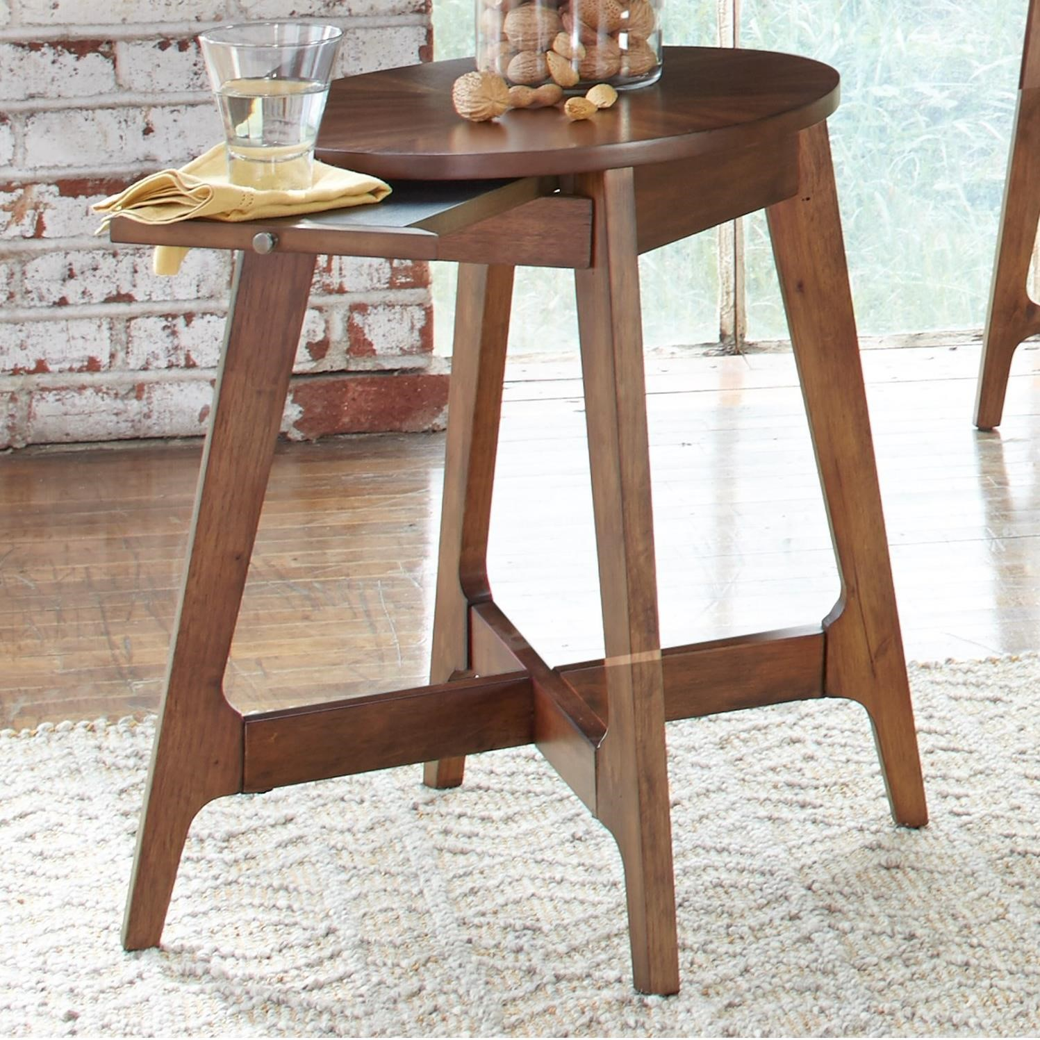 Liberty Furniture Landon Occasional Chair Side Table - Item Number: 72-OT1021