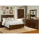 Liberty Furniture Laurel Creek King Bedroom Group - Item Number: 461-BR-KPBDMC
