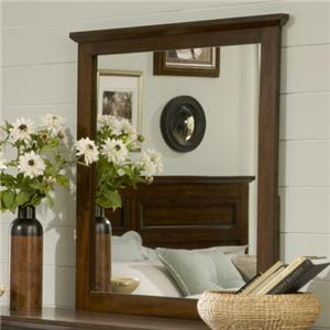 Vendor 5349 Laurel Creek Landscape Mirror