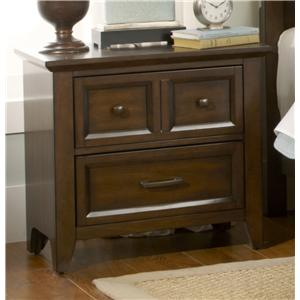 Liberty Furniture Laurel Creek Night Stand