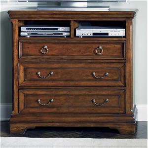 Liberty Furniture Laurelwood Media Chest