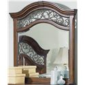 Liberty Furniture Laurelwood Mirror - Item Number: 547-BR51