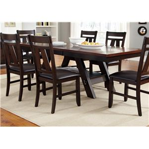 Vendor 5349 Lawson Rectangular Dining Table