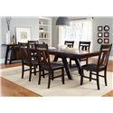 Vendor 5349 Lawson Trestle Rectangular Dining Table