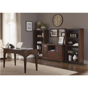 Liberty Furniture Leyton 4 Piece Desk Set