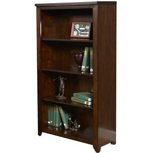 Liberty Furniture Leyton Open Bookcase