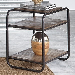 Liberty Furniture Loft House Chairside Table