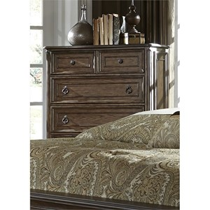 Liberty Furniture Lorraine 5 Drawer Chest