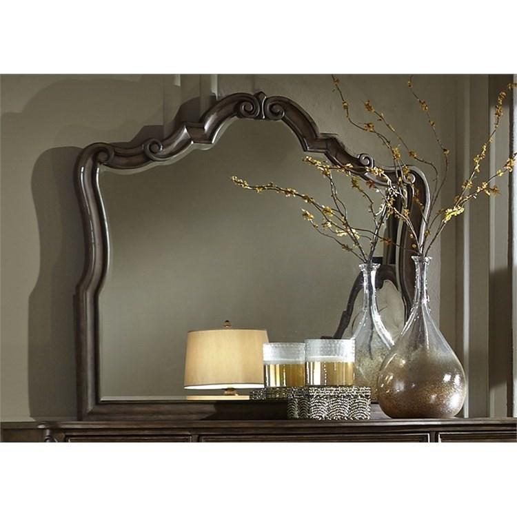 Liberty Furniture Lorraine Mirror - Item Number: 843-BR51