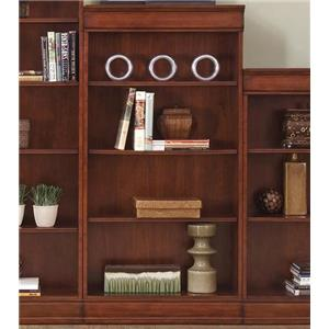 Liberty Furniture Louis Jr Bookcase Jr Executive 60 Inch Bookcase