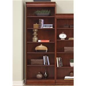 Vendor 5349 Louis Jr Bookcase Jr Executive 84 Inch Bookcase