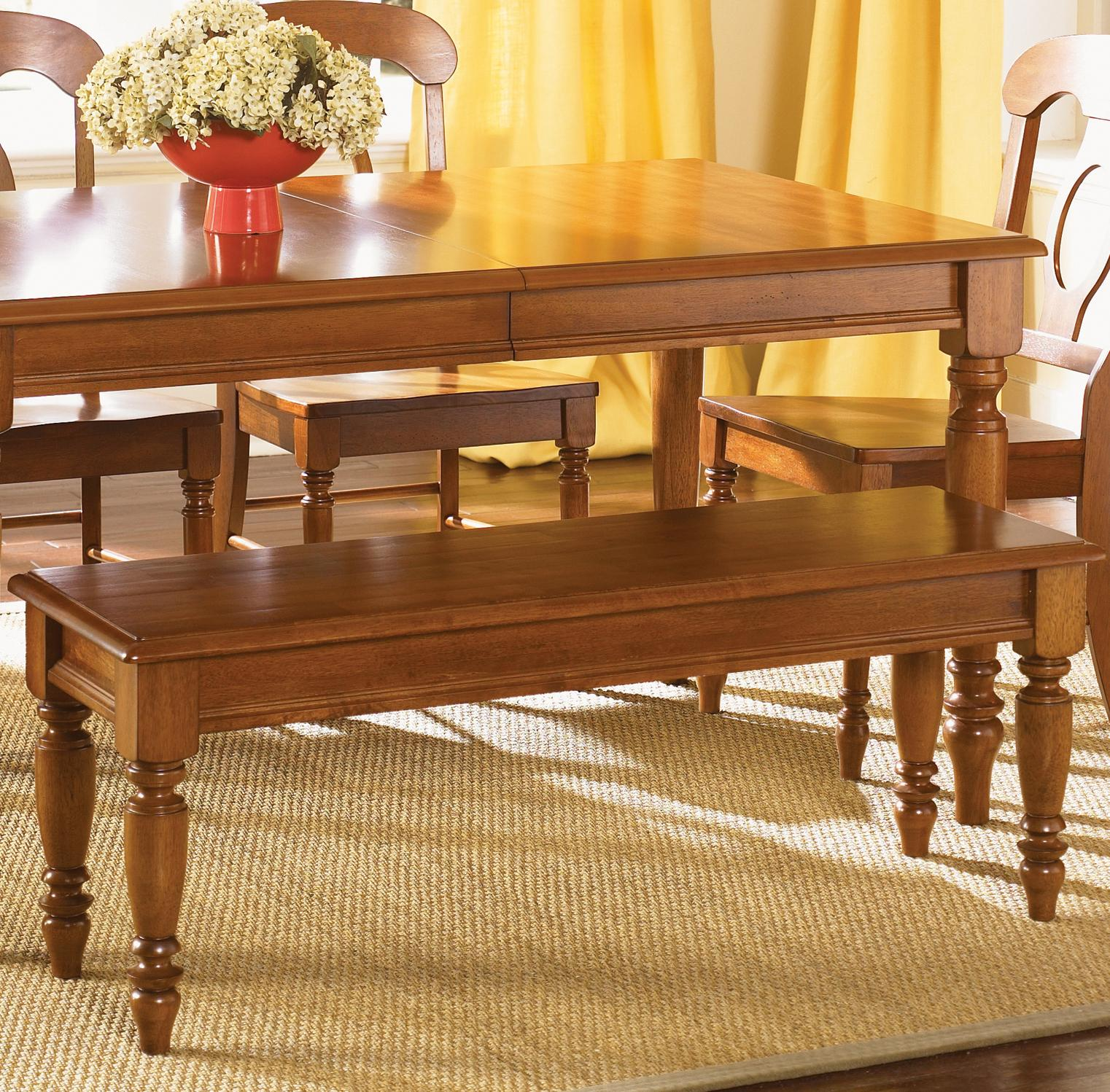 Liberty Furniture Low Country Bench - Item Number: 76-C9000B