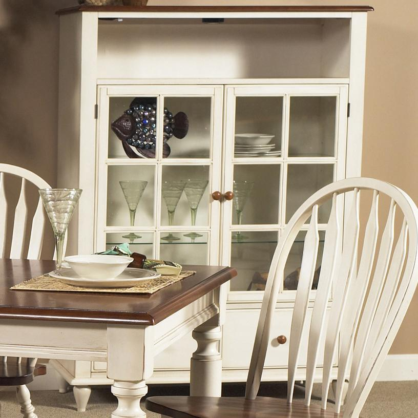 Liberty Furniture Low Country Curio Cabinet - Item Number: 79-CH4460