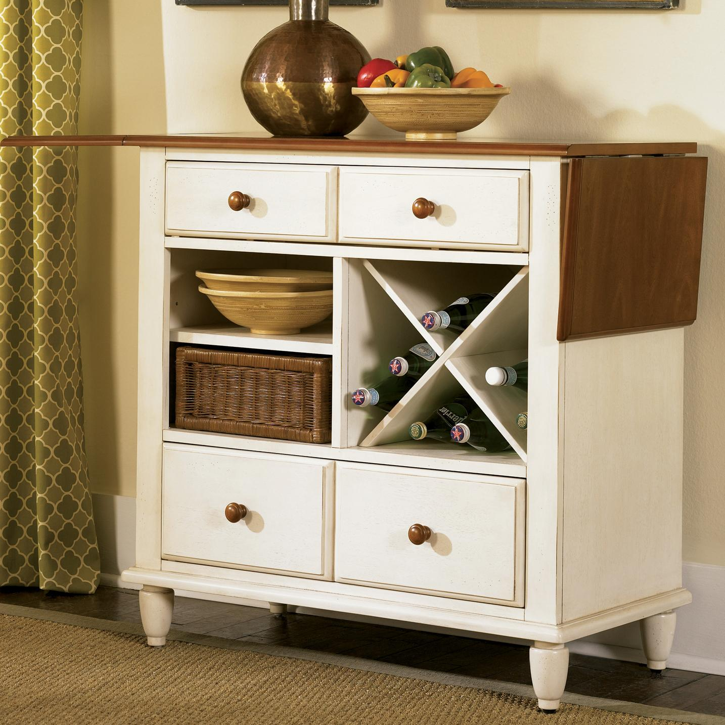 Liberty Furniture Low Country Server - Item Number: 79-SR3636