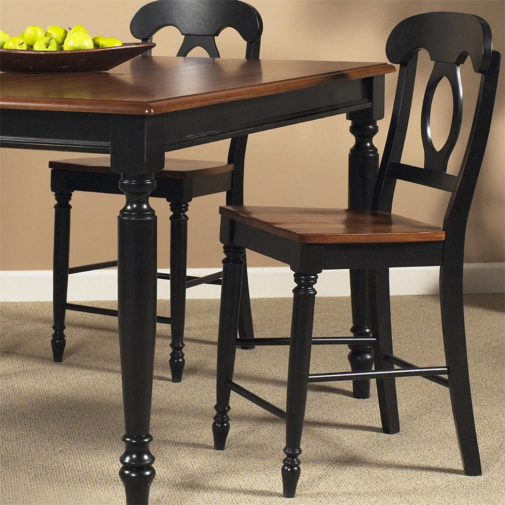 Liberty Furniture Low Country Napoleon Back Barstool - Item Number: 80-B550024