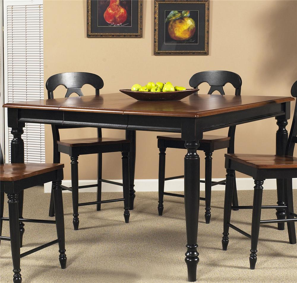 Liberty Furniture Low Country Gathering Table - Item Number: 80-GT5454