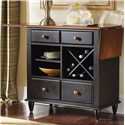 Liberty Furniture Low Country Server - Item Number: 80-SR3636