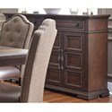 Liberty Furniture Lucca Dining Server - Item Number: 535-SR6242