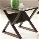 Liberty Furniture Madison End Table - Item Number: 443-OT1020