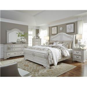 Liberty Furniture Magnolia Manor 6-Piece Bedroom Group
