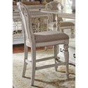 Liberty Furniture Magnolia Manor Dining Counter Height Chair - Item Number: 244-B650124
