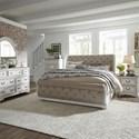 Liberty Furniture Magnolia Manor King Bedroom Group - Item Number: 244-BR-KUSLDMCN