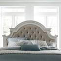 Liberty Furniture Magnolia Manor King Upholstered Panel Headboard - Item Number: 244-BR15HU