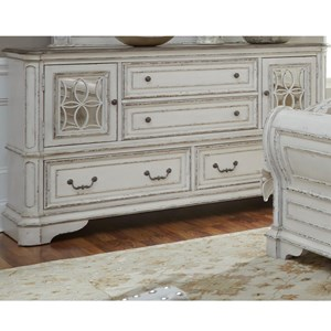 Liberty Furniture Magnolia Manor Dresser