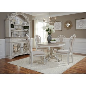 Liberty Furniture Magnolia Manor Dining Dining Room Group