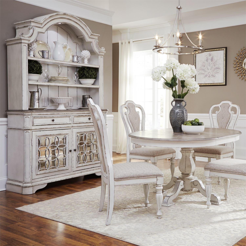 Liberty Furniture Magnolia Manor Dining 244-DR-HB Dining ...