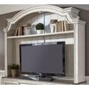 Liberty Furniture Magnolia Manor Entertainment Hutch - Item Number: 244-EC74