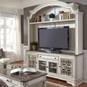 Liberty Furniture Magnolia Manor Entertainment Center - Item Number: 244-ENT-ENC