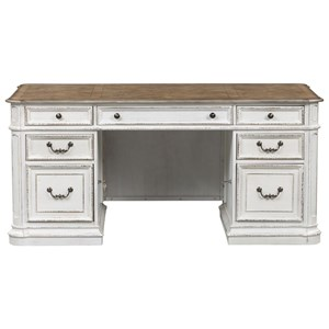 Liberty Furniture Magnolia Manor Office Desk
