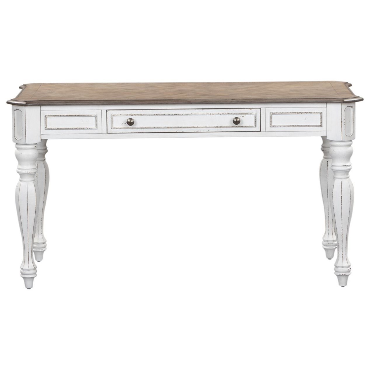 Magnolia Manor Office Relaxed Vintage Lift Top Writing Desk By Liberty Furniture At Zak S Home